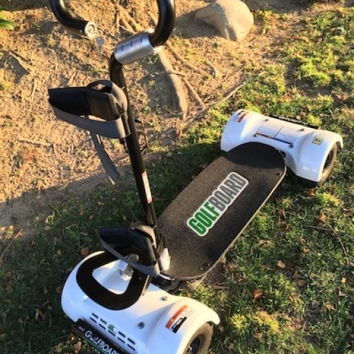 GolfBoard to Participate in Golf Digest's the Gauntlet Event in Scottsdale AZ December 7-11